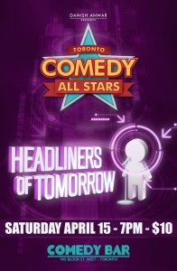 HEADLINERS OF TMRW