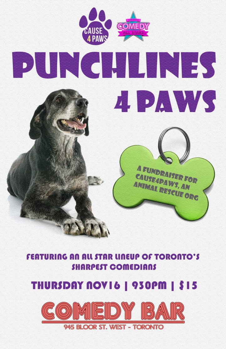 Punchlines4Paws